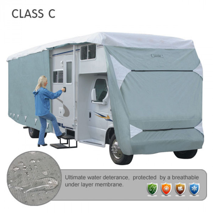 CLASS C RV COVERS for