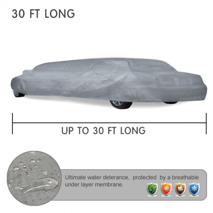 UP TO 30 FT LONG LIMO COVERS for LimoCover